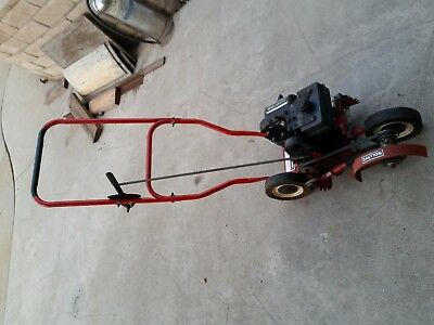 Lawn edger concrete saw Craftsman 3 hp eager 1