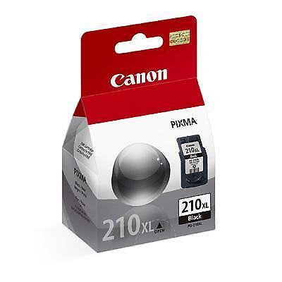 Canon 2973B001 PG-210XL 401 Page Yield Black Ink Cartridge