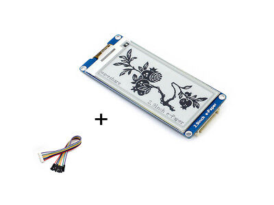 2.9inch E-Ink Display Module 296x128 Partial Refresh for Raspberry Pi/Arduino