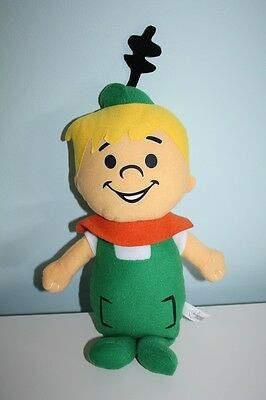 "2014 EUC 13"" Toy Factory Hanna-Barbera Television Show Jetsons Son Elroy Stuffed"