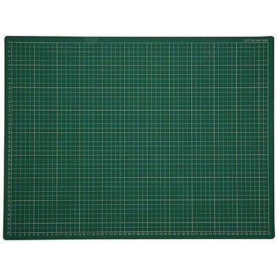 Green cutting mat Heavy Duty 90cm x 60cm x 3mm - A1 (Pack of 5)
