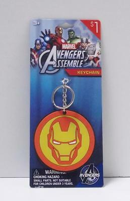 Marvel IRON MAN KEYCHAIN back to school avengers assemble H.E.R accessories