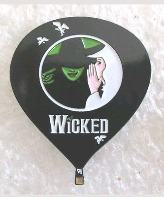 Wicked-The Broadway Musical Souvenir Collector Pin-Play Theatre Hot Air Balloon