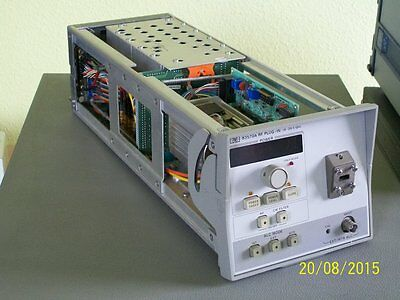 AGILENT HEWLETT PACKARD HP83570A  18-26.5 ghz plug in HP8350A/B