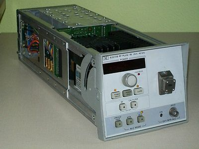 AGILENT HEWLETT PACKARD HP83572B 26.5-40 ghz plug in HP8350A/B opt. 006 pulse