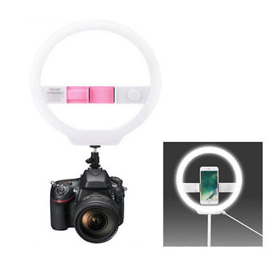 YONGNUO YN128 Camera Photo Studio Video Phone 128 LED Ring Light Iphone 7 7 plus