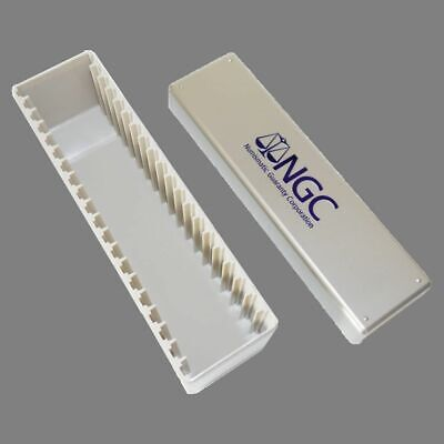 New! Official NGC 20 Slab Box for 20 Certified Slab Coin Holders