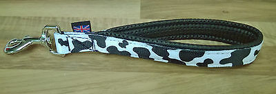 """12"""" Short Handle Dog Lead Police Style Close Control***"""