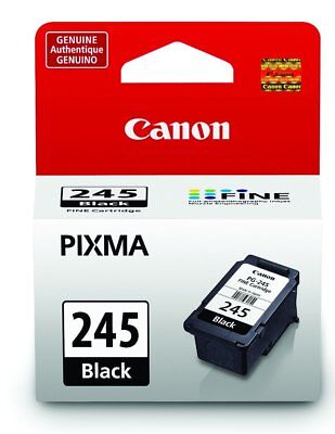 Canon 8279B001 PG-245 180 Page Yield Black Ink Cartridge