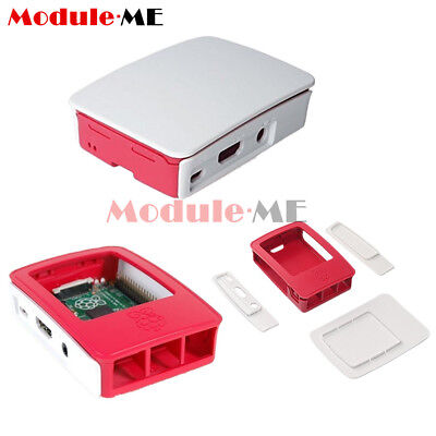 New Raspberry Pi Enclosure Official Case Shell For the Pi 3 2 Model B/ B+ MO