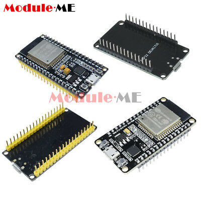 ESP32 ESP32S CP2102 WiFi+Bluetooth 2.4GHz Dual-Mode Antenna Development Module