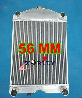 High Herformance Aluminum Radiator Ford 2N/8N/9N tractor with ford 305 V8 engine