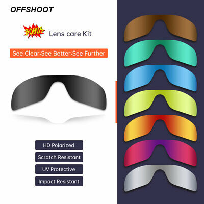 Polarized Replacement Lenses For-Oakley Offshoot 9190 Sunglasses Sydney Stock AU