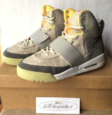 cb82ac286f21ca USED) NIKE AIR YEEZY 1 One BLINK US8.5 UK7.5 BLACK 366164-003 Glow ...
