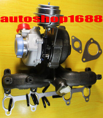 GT17 713672 AUDI A3 VW Bora Golf Beetle SKODA Seat Toledo 1.9 TDI turbocharger