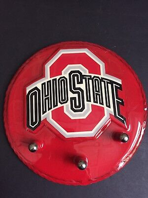 Ohio State Wall Plaque/hat or key holder