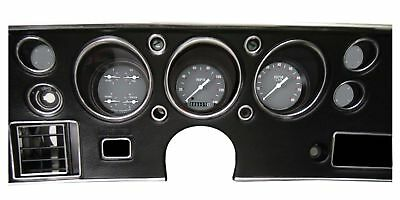 1970-1972 Chevy Chevelle Direct Fit Gauge SG Series CV70SG