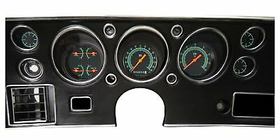 1970-1972 Chevy Chevelle Direct Fit Gauge G-Stock CV70GS