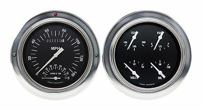 1954-1955 Chevrolet Chevy Truck Direct Fit Gauge Hot Rod CT54HR62