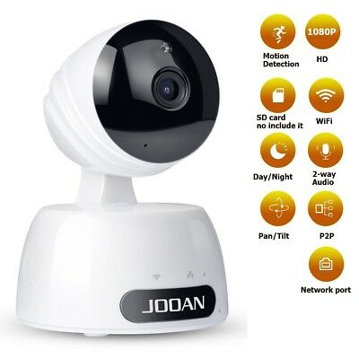 Security IP Camera 2.0MP 1080P Home Wireless Video Surveillance System 2-Way Aud