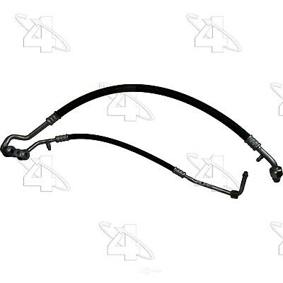 A/C Refrigerant Discharge / Suction Hose Assembly fits 1990 Chevrolet K1500