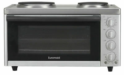 New Euromaid - MC130T - Electric Benchtop Cooker
