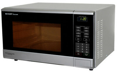 New Sharp - R350YS - Conventional Microwave Oven