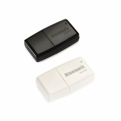 Car Auto USB Bluetooth V4.1+EDR Music Audio Receiver Stereo Adapter Android