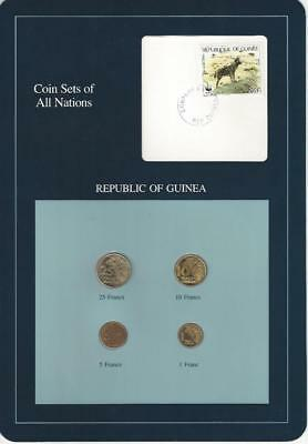 Coin Sets of all Nations - Guinea