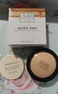 Double Take Baked Versatile Powder Foundation by Laura Geller #11