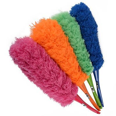 Car/Home Feather Duster Anti Static Dust Brush Soft Microfiber Cleaning Dusters
