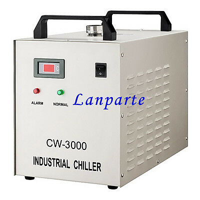 Industrial Water Chiller CW-3000 for CNC/ Laser Engraving Machine 220V
