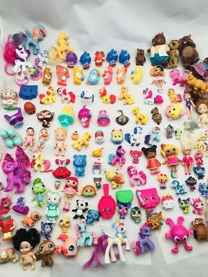 Huge Lot Of Girls Kids Toys, My Little Pony, Care Bears, LPS, Etc