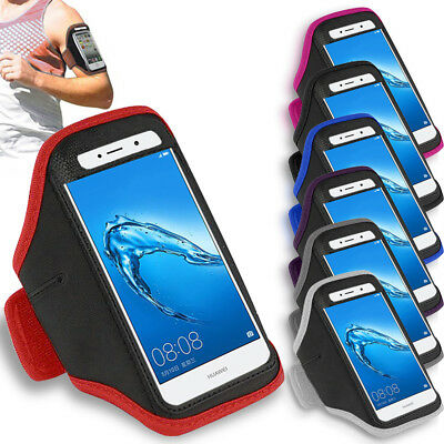 Premium Armband For Huawei Y7 Sport Running Jogging Exercise Workout Case Holder