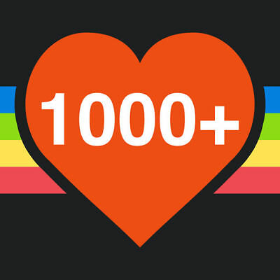 1000-Instgram-Post-Likes | HQ & Fast | Stable-likes | The first