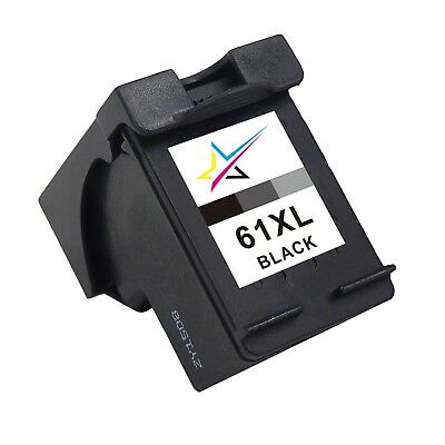 4 PACK INK Cartridge for HP 61 XL Combo CH563WN CH564WN