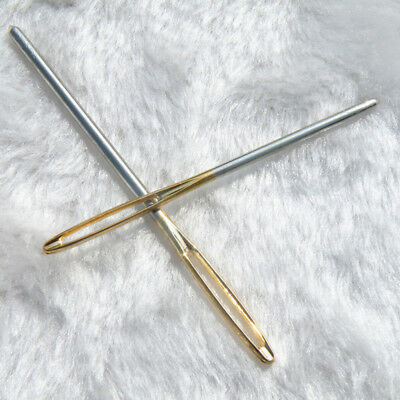 Useful-Large-Eye Blunt Needles Wool Thick Hand Knitter for Yarn Sewing Darning