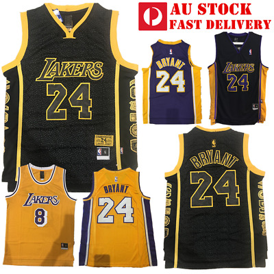 BABY, KID, ADULT, NBA JERSEY!! Kobe Bryant #24 #8 Los Angeles Lakers Basketball