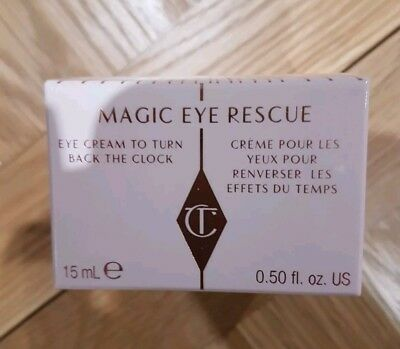 Charlotte Tilbury MAGIC EYE RESCUE 100% Authentic BRAND New Boxed full size