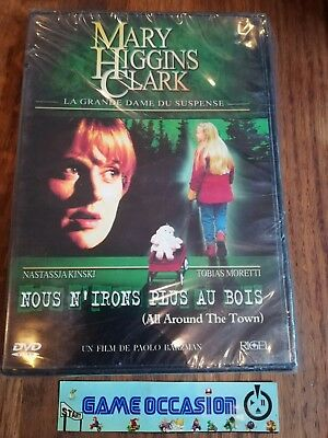 Mary Higgins Clark Nous N'irons Plus Au Bois All Around The Town Dvd Vf Vosf