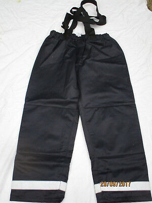 trousers fireman,Bunker,Firefighter Trousers,Beadle PROTECTIVE PRODUCTS, Medium