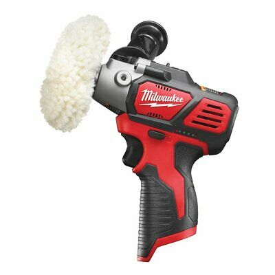 Milwaukee M12BPS-0 Akku-Mini Polierer Poliermaschine Mini-Poliermaschine