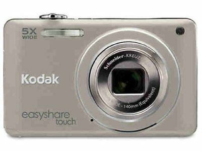 Kodak Easyshare Touch M5370 16 MP Digital Camera with 5x Optical Zoom HD ... New