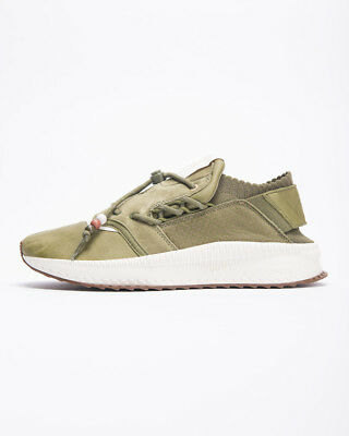 {366125-01} Men's Puma Tsugi Shinsei Footpatrol Olive/white *new!*