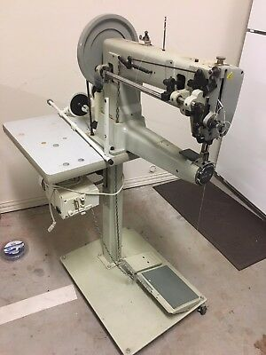 441 walking foot sewing machine leather kydex
