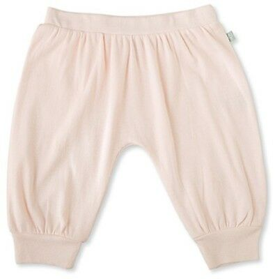 Finn + Emma Organic Cotton Baby Pants Pearl Pink Fits 12-18 Months Brand New