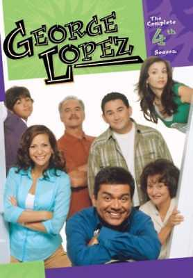 George Lopez: Complete 4th Season (3-Disc) NEW DVD