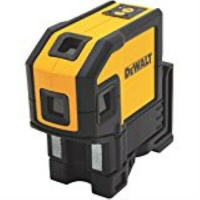 Dewalt DW0851 Self Leveling Spot Beams and Horizontal Line
