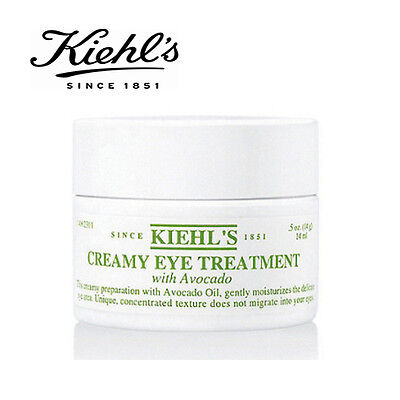 KIEHL'S Creamy Eye Treatment with Avocado 14g/0.5oz