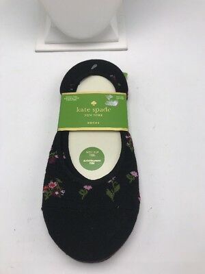 $8 Kate Spade Light strawbwerry  liner socks  no show S8